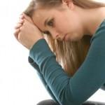 Divorce Helper - Feeling Guilty After Divorce, Upset woman